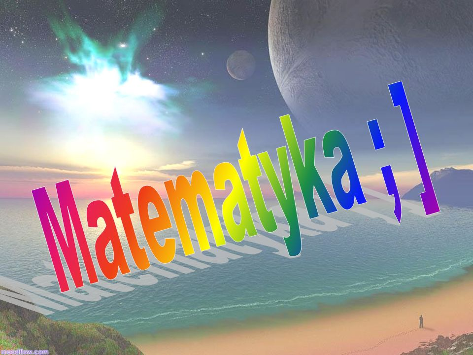 Matematyka ; ]